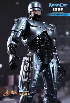 ROBOCOP HOT TOYS