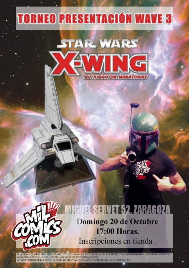 CARTEL TORNEO X-WING