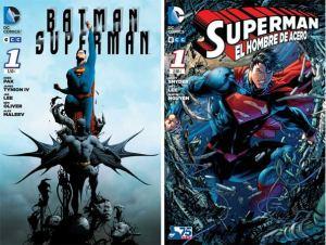 SUPERMAN / BATMAN Y SUPERMAN UNCHAINED