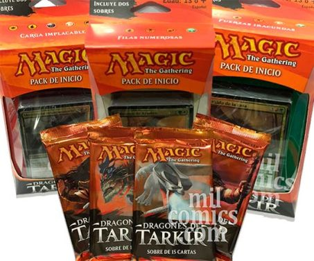 Magic: Dragones de Tarkir