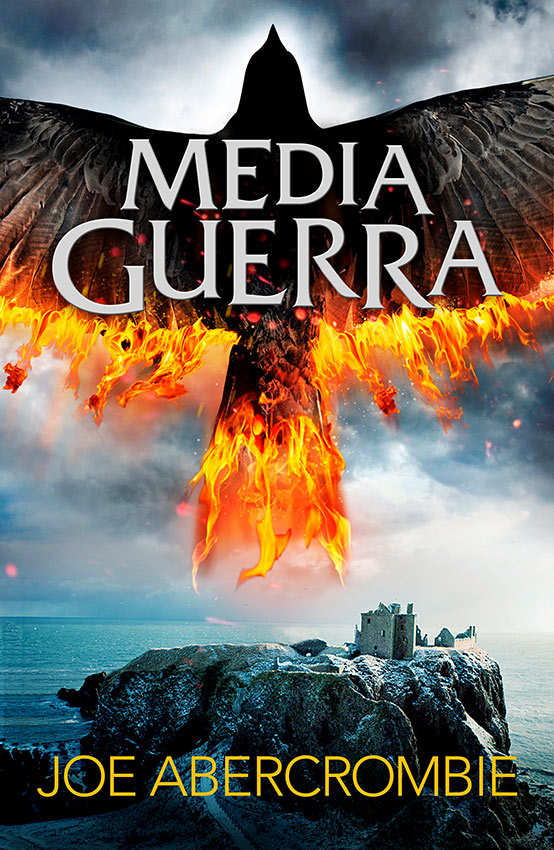 Media Guerra, El mar quebrado 3, de Joe Abercrombie