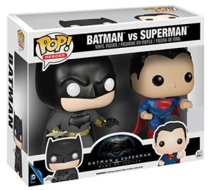 batman superman funko pop