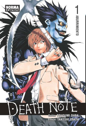 Comprar Death Note completa