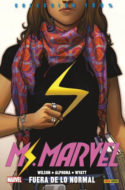 ms. marvel panini