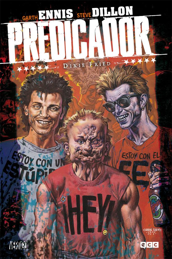 Portadas de cómics Predicador3