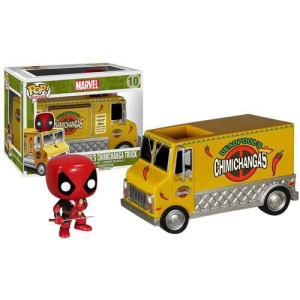 Deadpool´s Chimichanga Truck