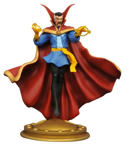 estatua doctor strange