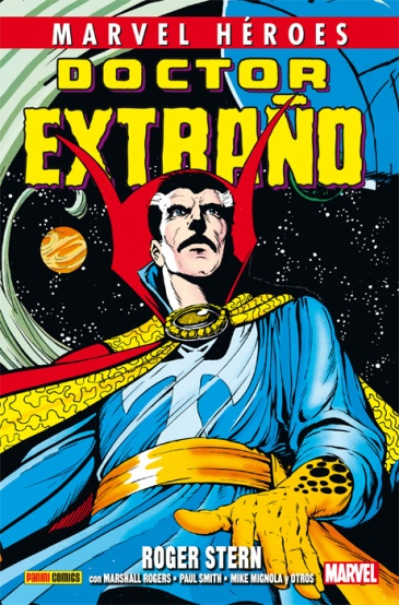 doctor extraño roger stern