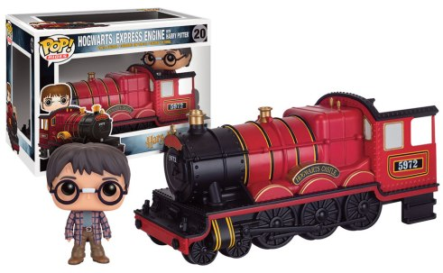Funko Hogwarts Express Engine & Harry Potter