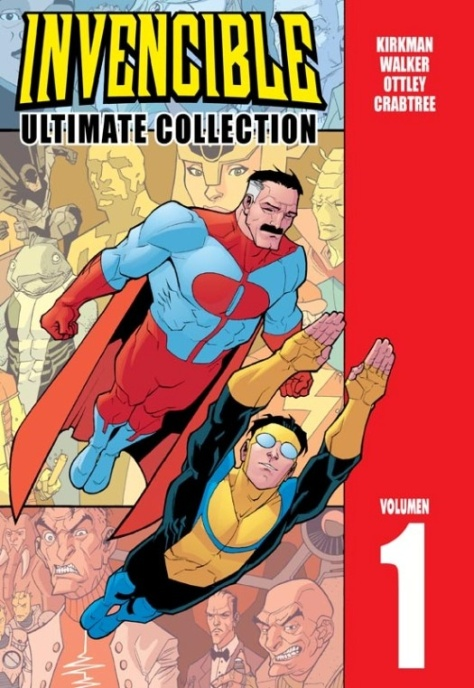 comprar invencible ultimate collection