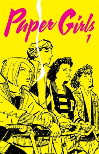 comprar paper girls