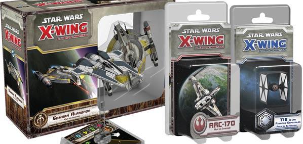 novedades-x-wing