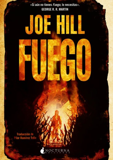 Comprar Fuego Joe Hill