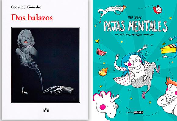 Viernes Gonzalo G Gonzalvo y Sara Jotabé