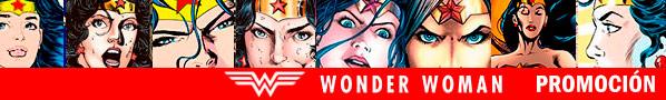 Promoción Wonder Woman. Regalos y sorteo