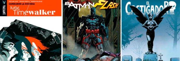 Los cómics y libros de la semana