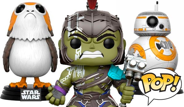 Figuras Funko POp en MilComics