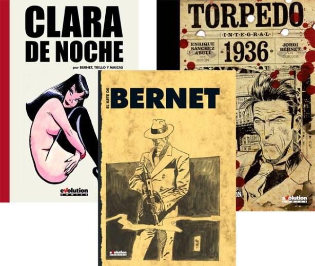 Reserva las obras de Jordi Bernet firmadas por el autor