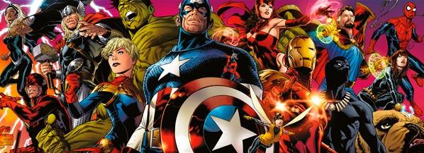 Comienza Marvel Legacy en los cómics Panini Marvel