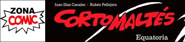 Corto Maltés Equatoria Premio Zona Comic 2017