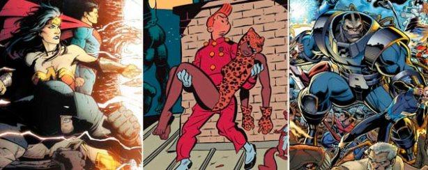 Los cómics y libros de la semana del 2 de febrero