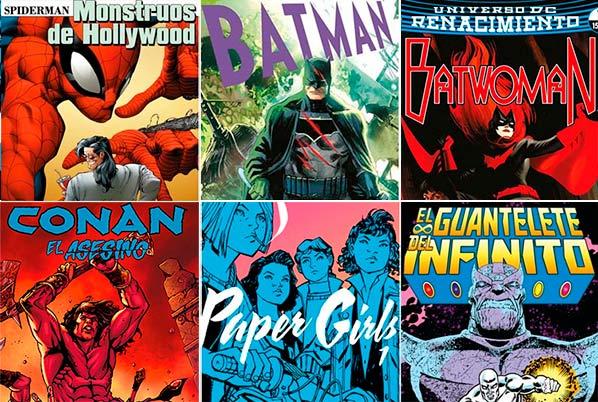 Novedades Comics y libros