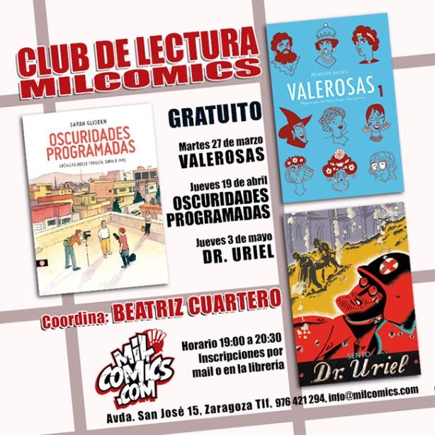 Club de lectura MilCómics