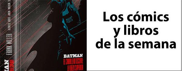 Los cómics y libros de la semana. Batman DK3 La raza superior Deluxe