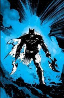 Cómic de Batman firmado por Snyder y Capullo