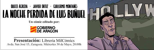 Presentación de La noche perdida de Luis Buñuel