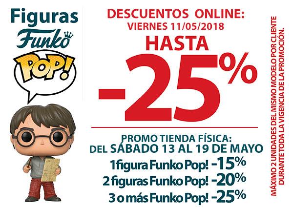 Promoción Funko Pop!
