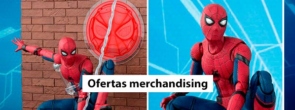 Ofertas figuras y merchandising