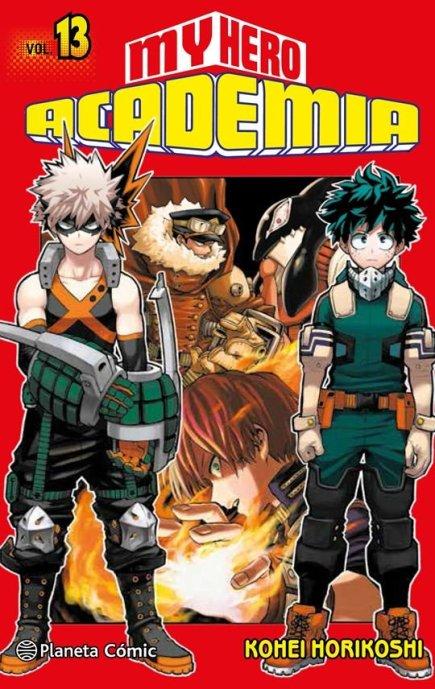 novedades manga Planeta Cómic octubre 2018