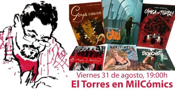 firmas El Torres