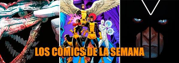Los cómics de la semana