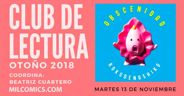 Club de lectura: Obscenidad
