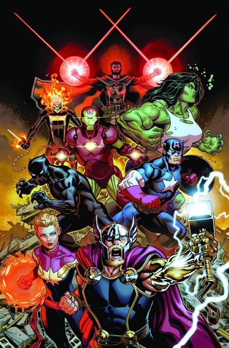 novedades panini cómics diciembre 2018, Vengadores, Cuatro Fantásticos