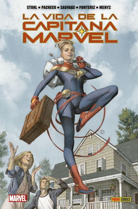 Panini Cómics febrero 2019, Marvel, Capitana Marvel
