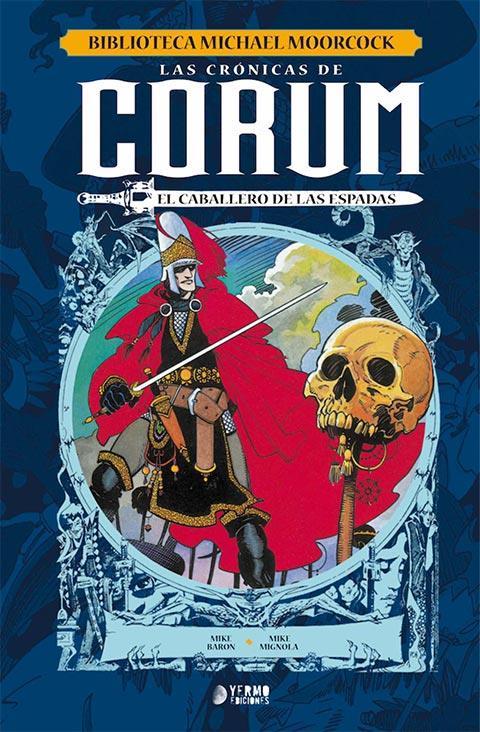 novedades Yermo Ediciones marzo 2019, Corum, Mike Mignola