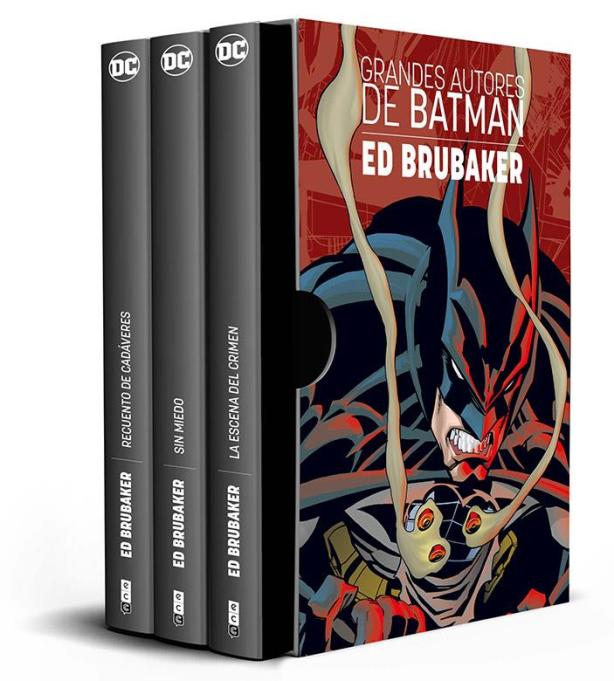 Estuches Batman Day 2019, ECC Ediciones