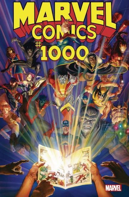 novedades panini cómics diciembre 2019, Marvel Comics 1000
