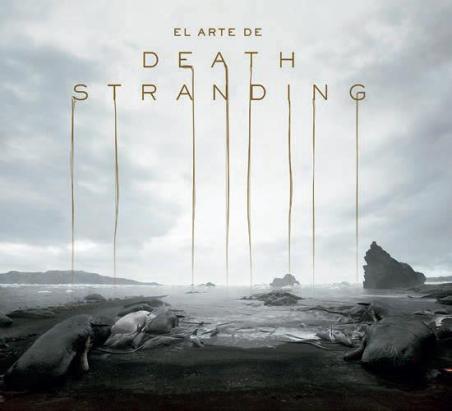 novedades norma editorial febrero 2020, el arte de death stranding