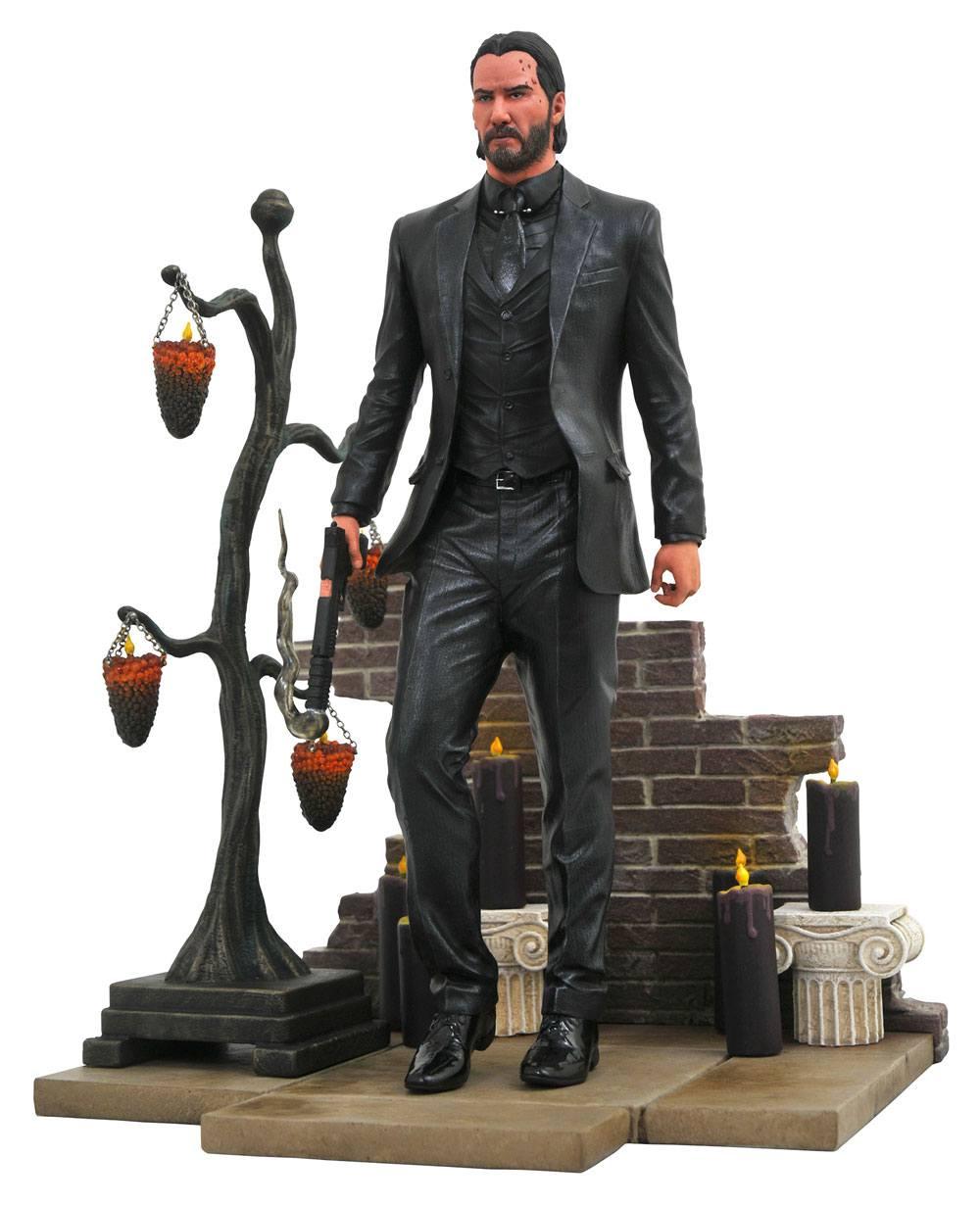 Sorteo de una Estatua de John Wick