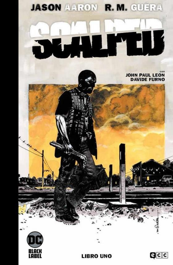 Scalped 01 (Blanco y Negro)