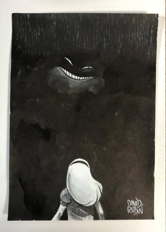 Alicia en el País de las Maravillas, de David Rubín