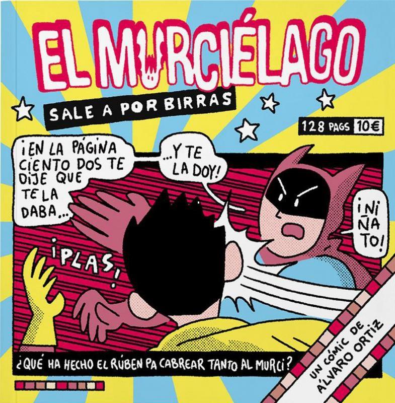 El Murciélago sale a por birras (portada exclusiva de MilCómics)