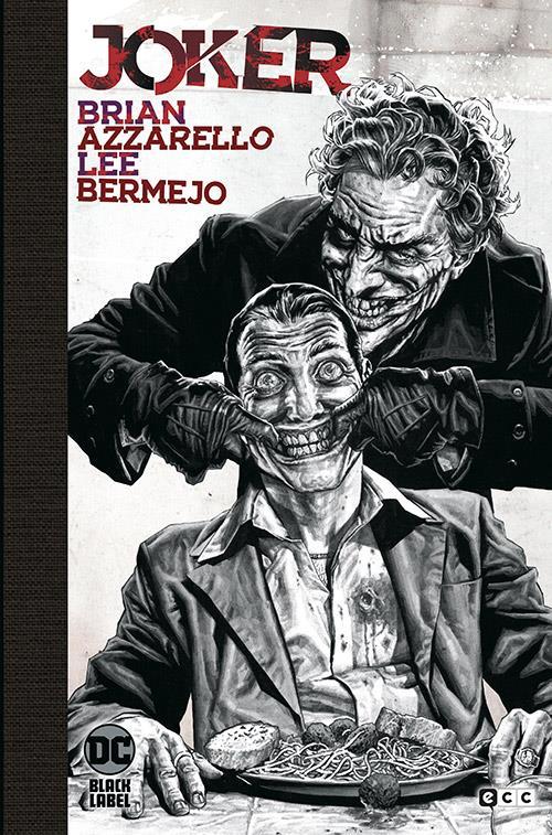 Joker Deluxe (Blanco y negro)