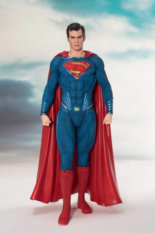 Justice League Estatua ARTFX+ Superman