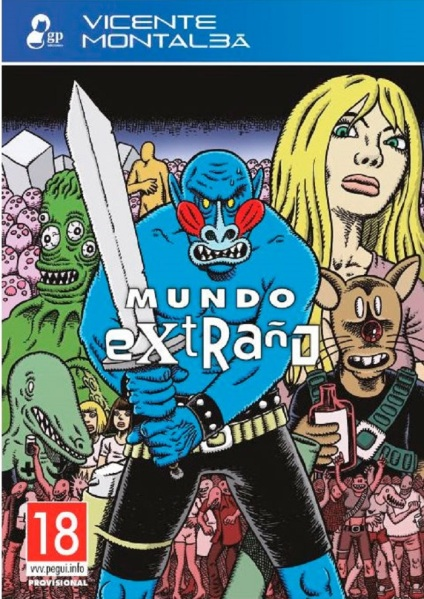 Mundo Extraño (cómic)