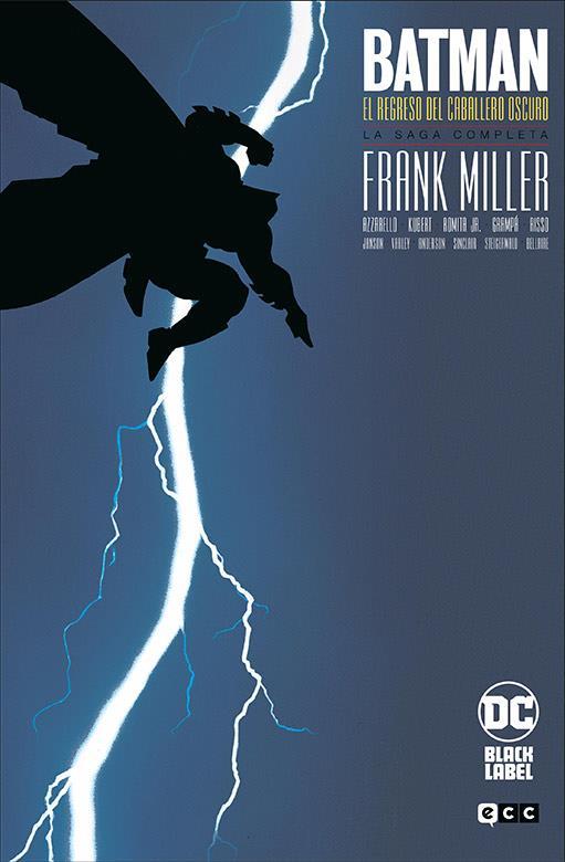Batman de Frank Miller (La saga completa)
